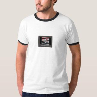 最終的なゲームコードTシャツ Tシャツ