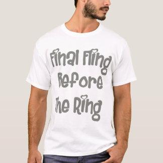 最終的な試み Tシャツ