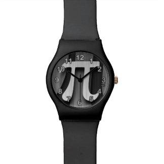 最終的なPi 腕時計