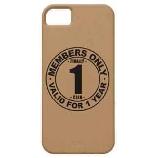 最終的に1人のクラブ iPhone SE/5/5s ケース