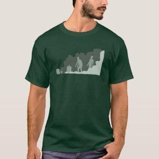 最近Undeceased -緑 Tシャツ