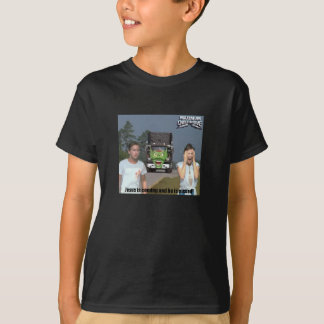 最高のオーバードライブ(ビル及びBrett)映画ワイシャツ Tシャツ