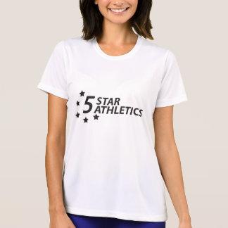 最高の運動競技のトレーニングのワイシャツ Tシャツ