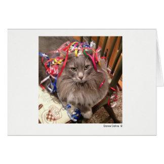 最高猫   #-7 ノートカード