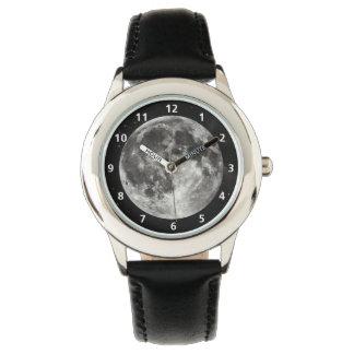 月および星 腕時計