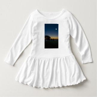 月との夏の夜明け ドレス