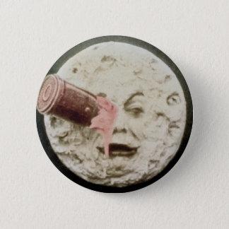 月のゲオルゲスMeliesのクラシックへの旅行 缶バッジ
