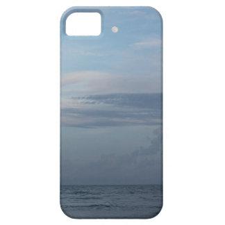 月のビーチ iPhone SE/5/5s ケース