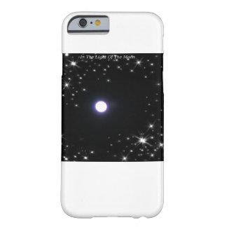 月のライト BARELY THERE iPhone 6 ケース