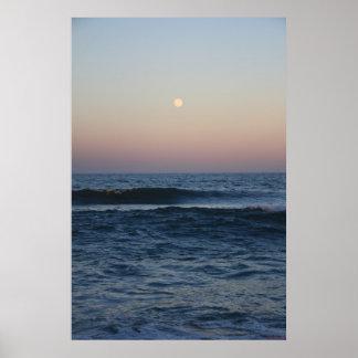 月の上昇ポスター#4702 ポスター