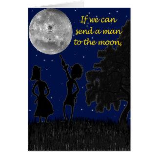 月の人 カード