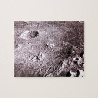 月の噴火口 ジグソーパズル