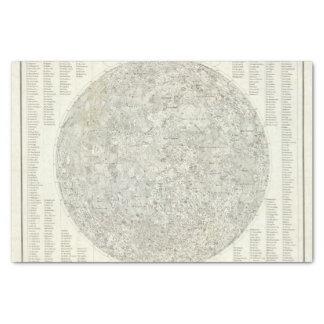 月の地図 薄葉紙