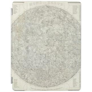 月の地図 iPadスマートカバー