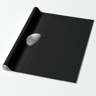 月の夜空田園オーストラリア ラッピングペーパー