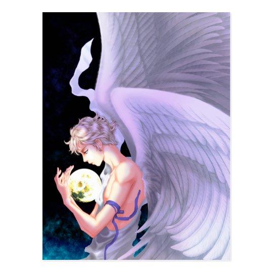 月の天使 Moon Angel ポストカード