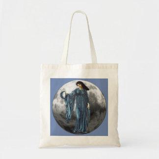 月の女神のトートバック トートバッグ
