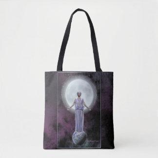月の女神 トートバッグ