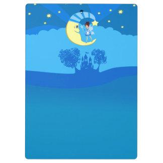 月の妖精 クリップボード