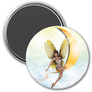 月の妖精 マグネット