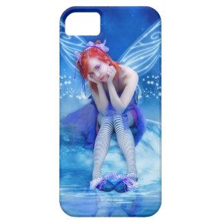 月の妖精 iPhone SE/5/5s ケース