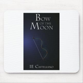月の弓- IE Castellano マウスパッド