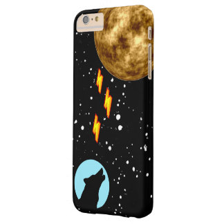 月の強力なオオカミ BARELY THERE iPhone 6 PLUS ケース
