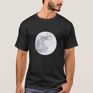 月の形成 Tシャツ