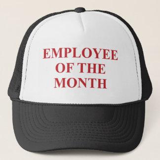 月の従業員 キャップ