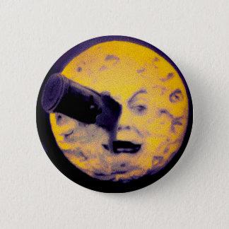 月の悪夢の紫色版への旅行 5.7CM 丸型バッジ