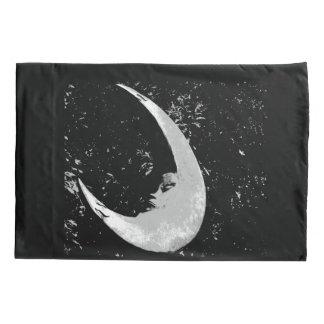 月の枕箱の人 枕カバー