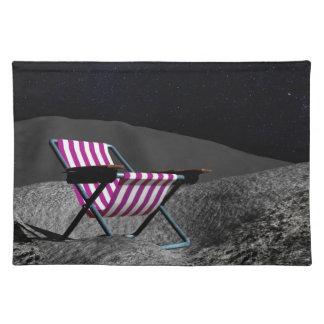 月の椅子 ランチョンマット