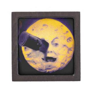 月の熟睡の紫色の悪夢への旅行 ギフトボックス