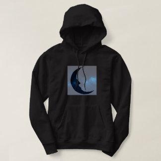 月の空 パーカ