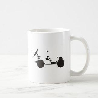 月の粗紡機 コーヒーマグカップ