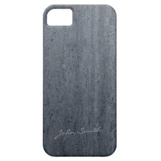 月の表面の名前をカスタムするのiPhone 5の場合 iPhone SE/5/5s ケース