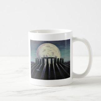 月の誕生 コーヒーマグカップ