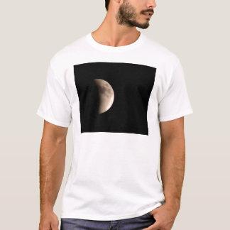 月の食 Tシャツ
