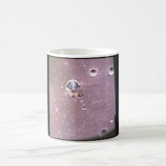 月の。_Spaceの表面 コーヒーマグカップ
