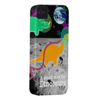 月のiPhone 4の4S例の恐竜 Case-Mate iPhone 4 ケース