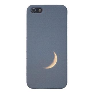 月のiPhone 4/4s Speckの場合 iPhone SE/5/5sケース
