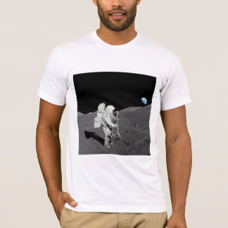 月のTシャツの人 Tシャツ
