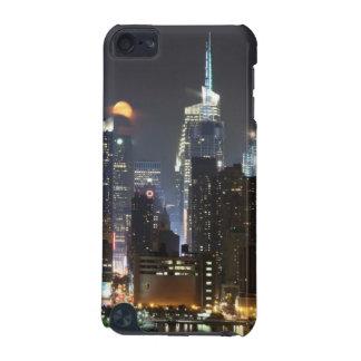 月はミッドタウンニューヨークに上がります。 iPod TOUCH 5G ケース