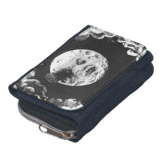 月への旅行 ウォレット