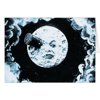 月への旅行 カード