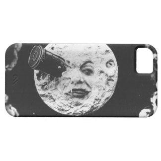 月への旅行 iPhone SE/5/5s ケース