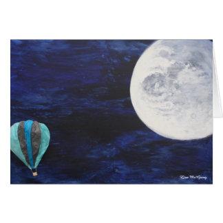 月への走行 カード