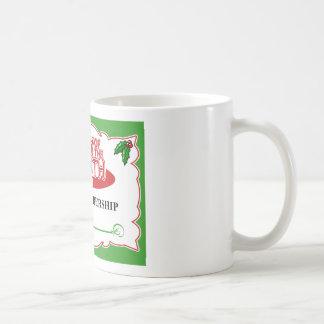 月クラブのゼリー コーヒーマグカップ