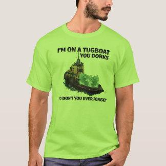 月例タグボート Tシャツ