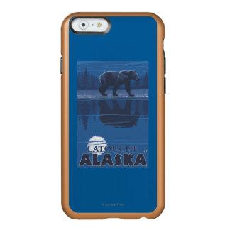 月光のくま- Latouche、アラスカ Incipio Feather Shine iPhone 6ケース